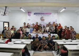 Pelatihan Dosen dan Tenaga Laboran : Mengajar (Lebih) Menyenangkan - 15 November 2019